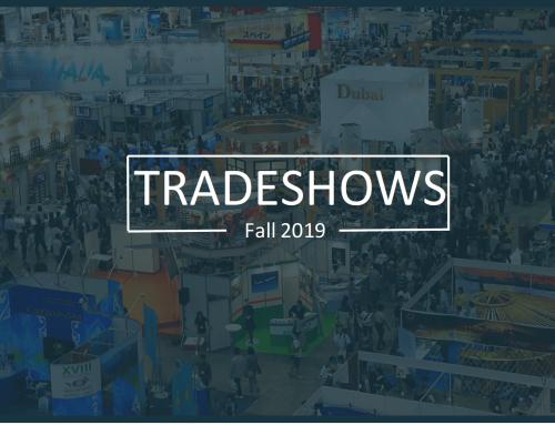 Industry Trade-Show Spotlight Fall 2019