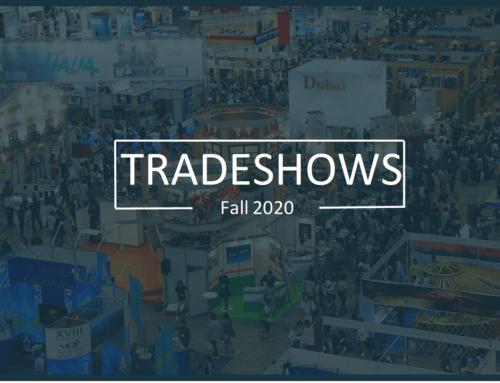 Industry Tradeshow Spotlight Fall 2020