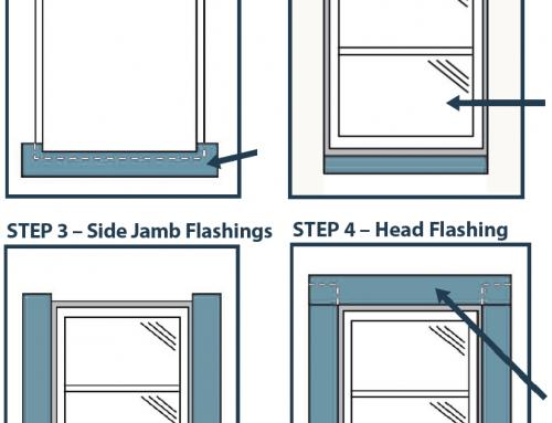 On The Pulse: Installation Procedures – Premium Membrane Flashing